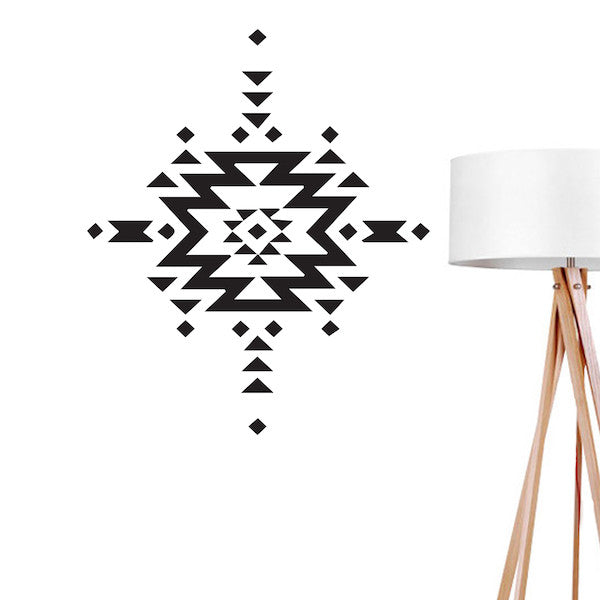 Aztec Desert, Wall Decal