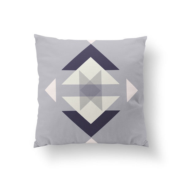 Aztec Violet, Pillow