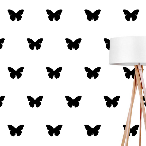 Butterfly, Wall Decal