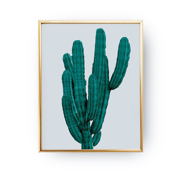 Cactus Green, Poster