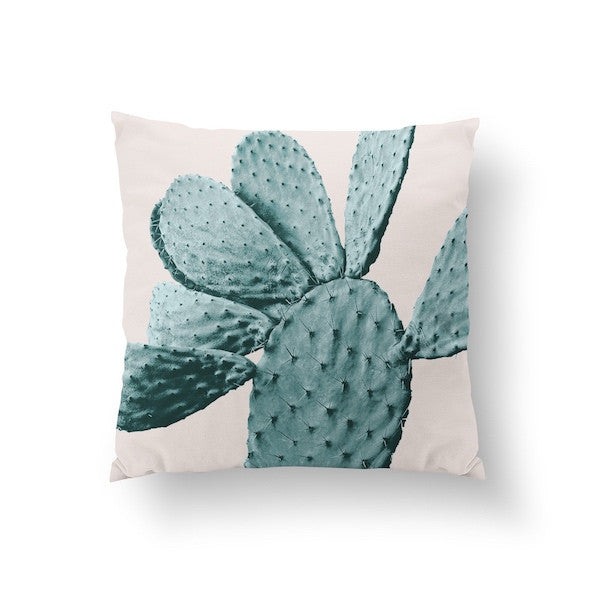 Cactus Mint, Pillow