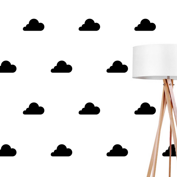 Clouds, Wall Decal
