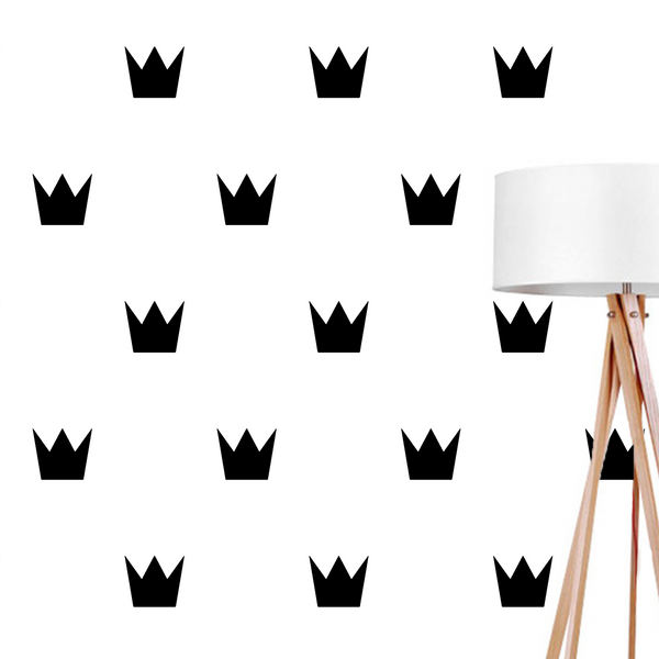 Crown, Wall Decal