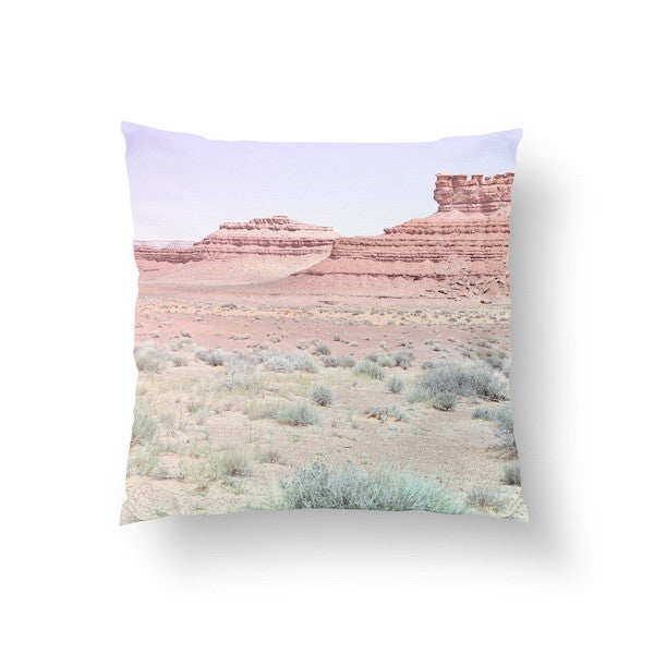 Desert Landscape, Pillow