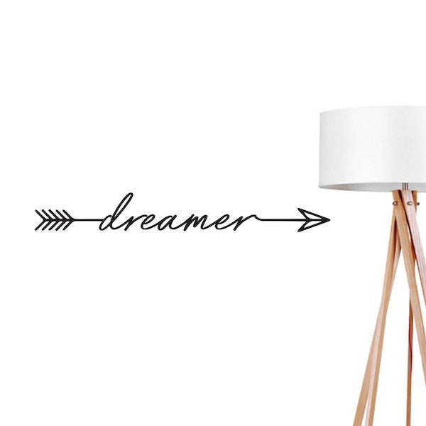 Dreamer, Wall Decal