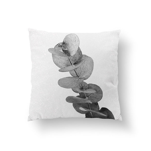 Eucalyptus Black, Pillow