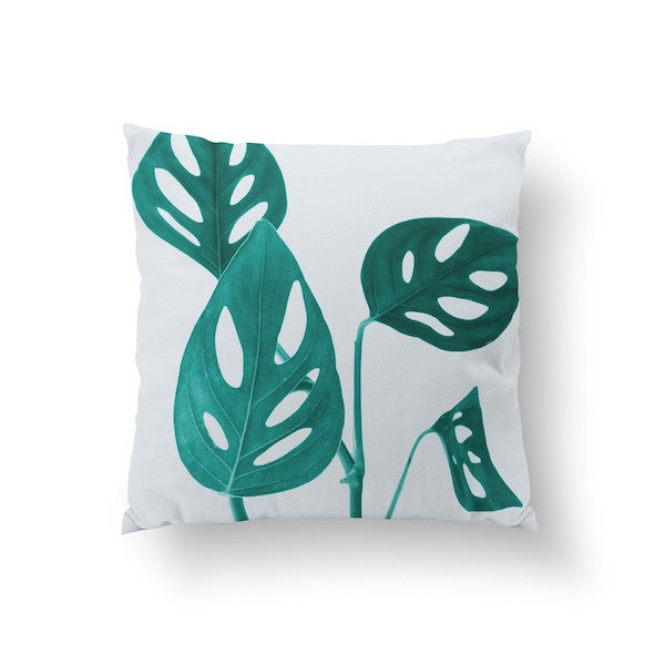 Expilata Monstera, Pillow