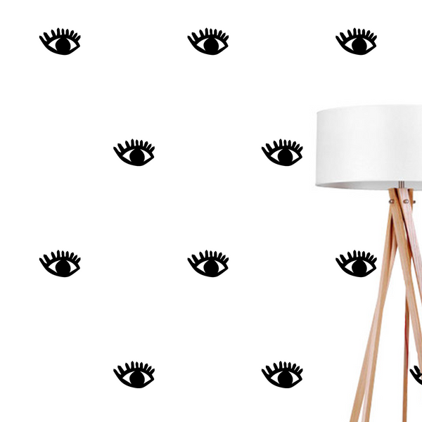 Eyes, Wall Decal