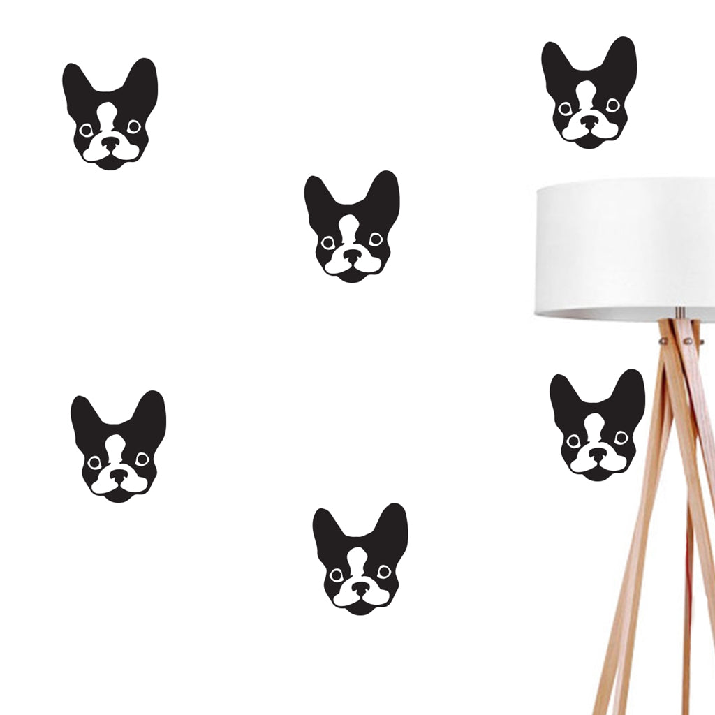 Frenchie, Wall Decal