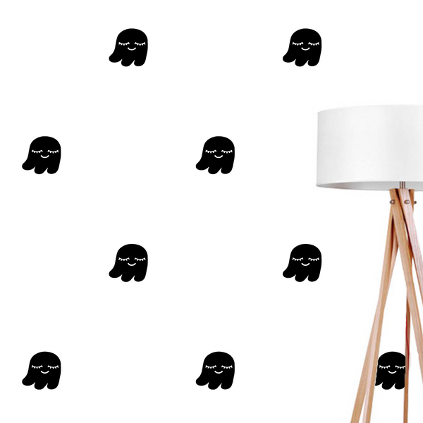 Ghost, Wall Decal