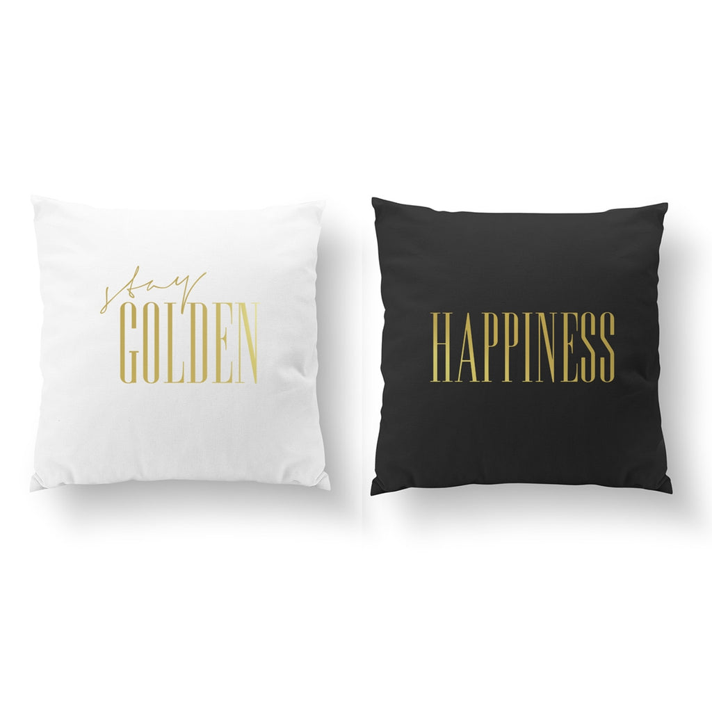 Happiness, Stay Golden, Pillow