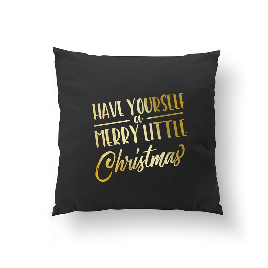 Have Yourself A Merry Little Christmas, Pillow