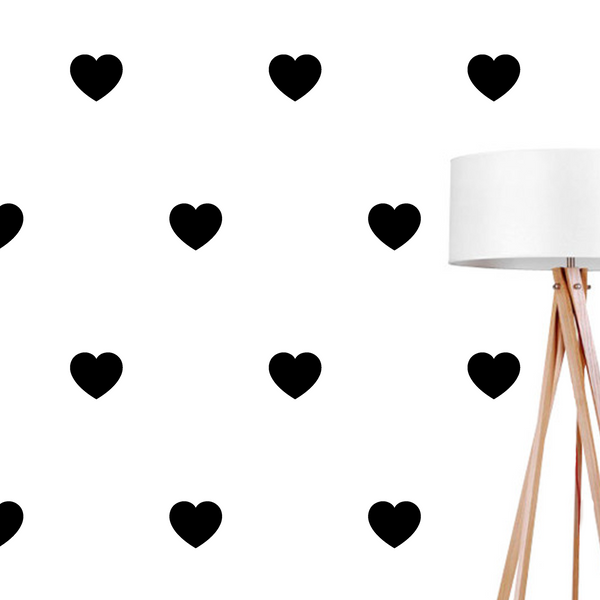 Heart, Wall Decal