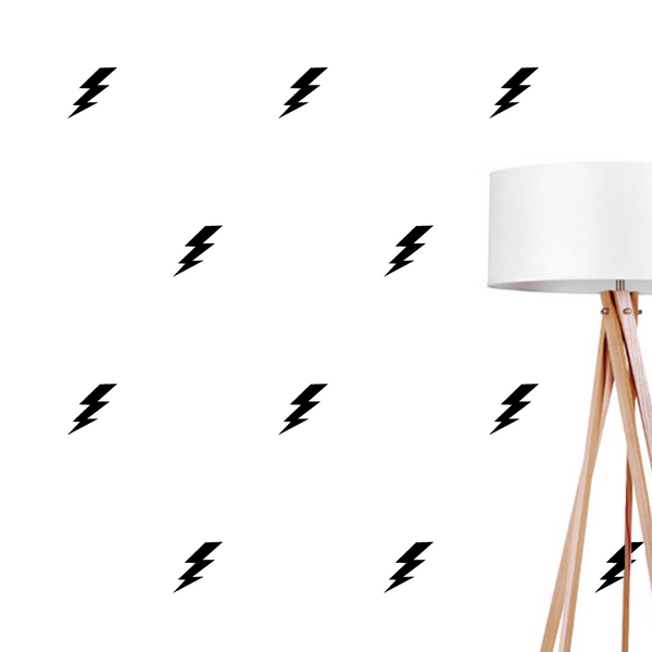 Lightning, Wall Decal