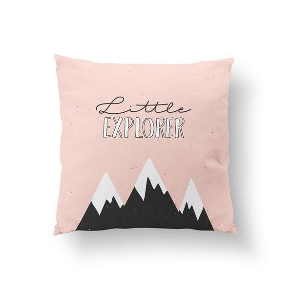 Little explorer, Pillow