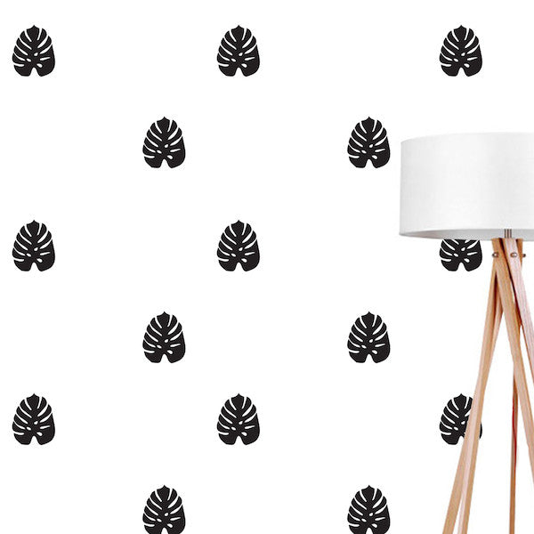 Little Monstera, Wall Decal