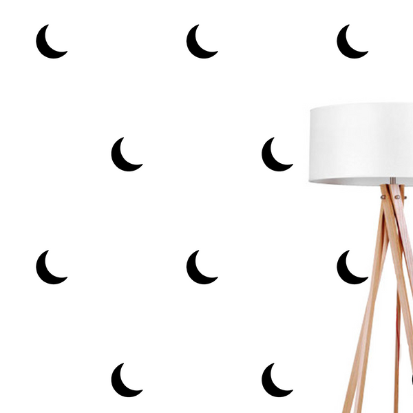 Moon, Wall Decal