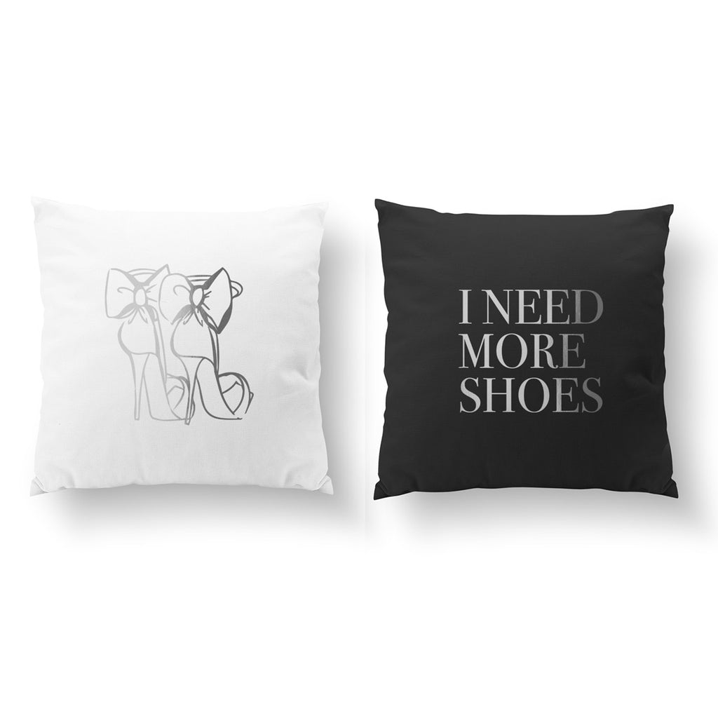 High Heels, I Need More Shoes, Pillow