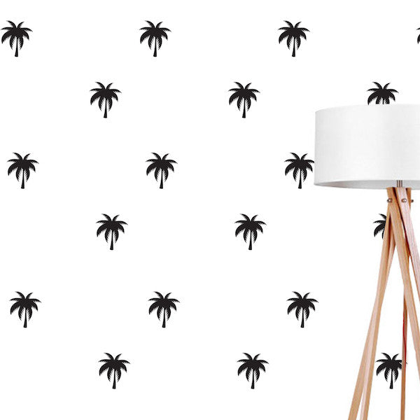 Palms, Wall Decal