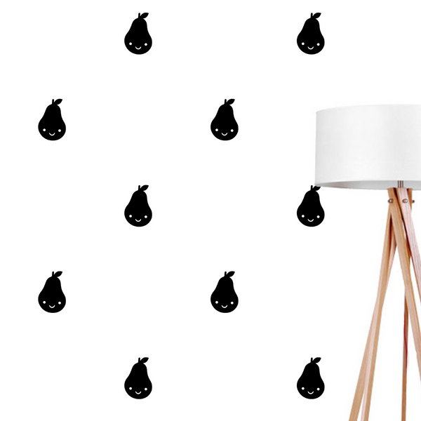 Pear, Wall Decal