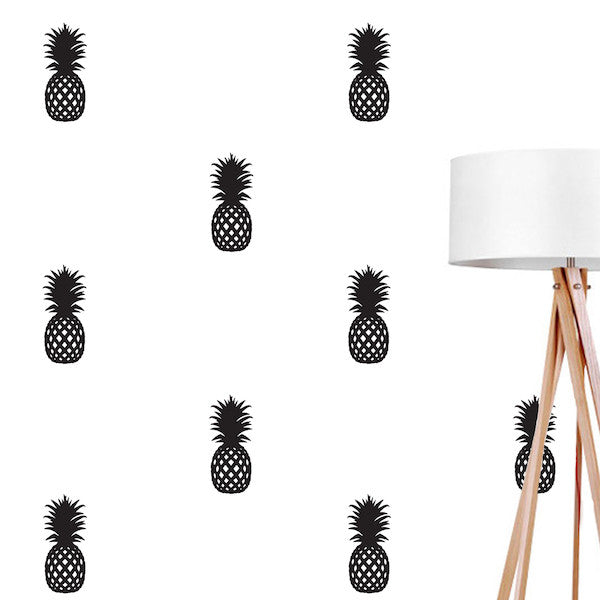 Pineapple, Wall Decal