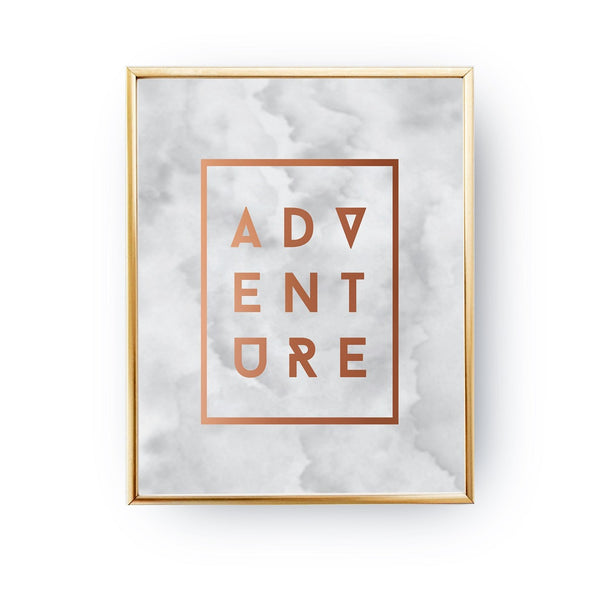 Adventure Marble, Poster