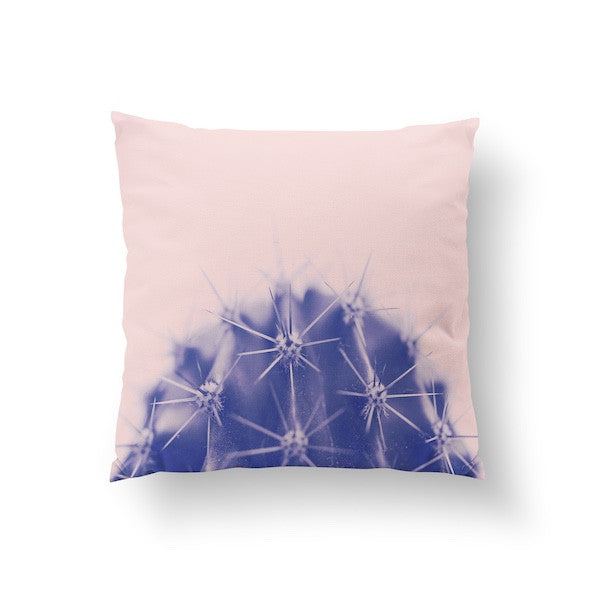 Single Cactus Pink, Pillow