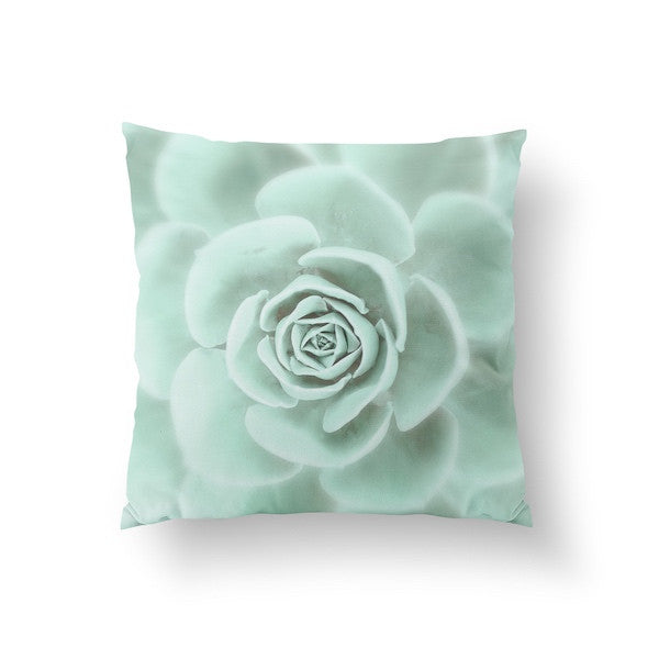 Succulent Mint, Pillow