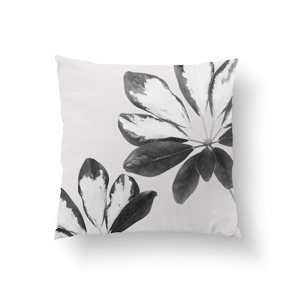 Two Colors Leaves, Pillow