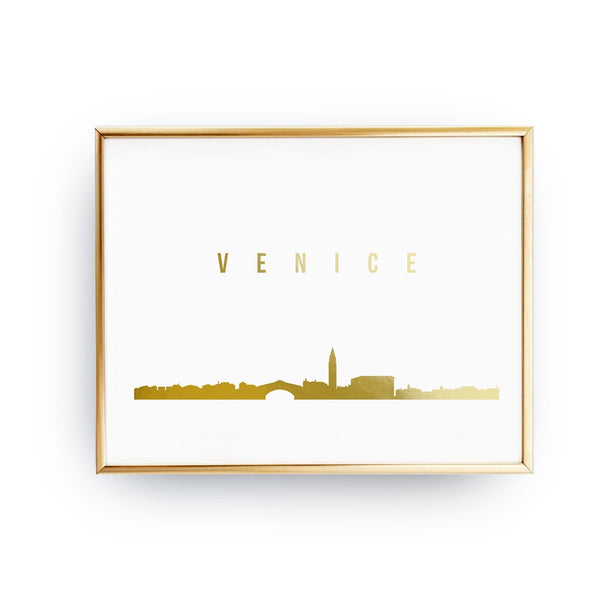 Venice, Poster