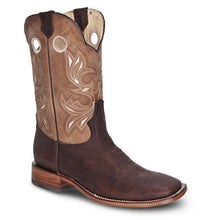 BA-4004 Brown - Bonanza Rodeo Boots