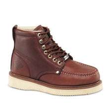 BAT-630 Burgundy - Bonanza Work Boots