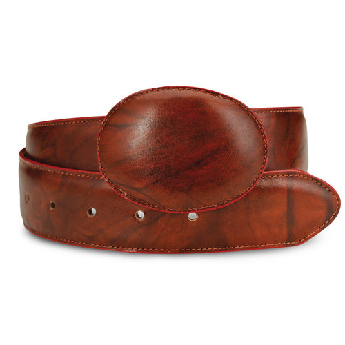Men's Africa Belt - Bonanza Exotic Belts
