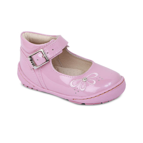 DG-1231 - Pink Patent Leather - Dogi® Kids Shoes