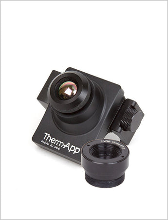 Therm-App® Thermal Camera for Android (19mm lens) with Additional 13mm Lens