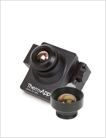 Therm-App® Device (19mm lens) with Additional 35mm Lens