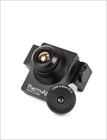 Therm-App® Device (19mm lens) with Additional 6.8mm Lens
