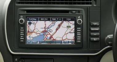 DVD Map Delphi Grundig SAAB 93 Navigation 2018 Europe