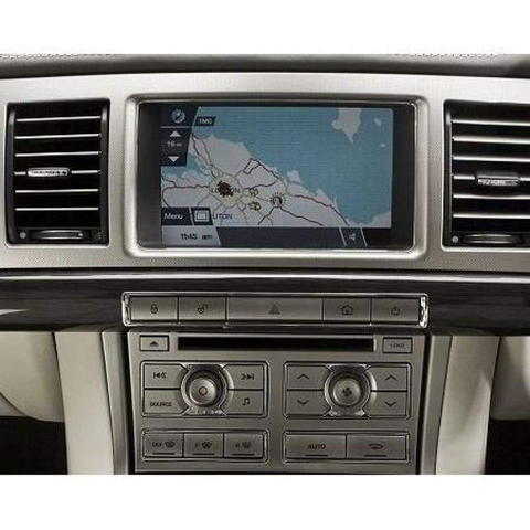 DVD navigation Jaguar Denso Map 2019-2020 XF XK XK8 XKR