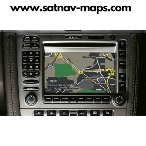 DVD PORSCHE PCM2.1 Satnav Map Europe 2016 Boxster Cayman 911 Carrera