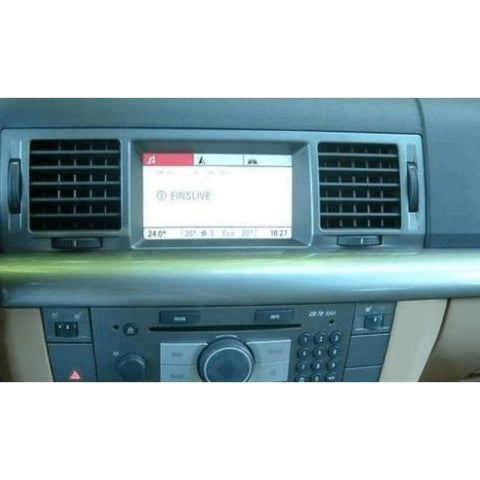CD Opel Vauxhall EHU CD70 Map disc navigation europe