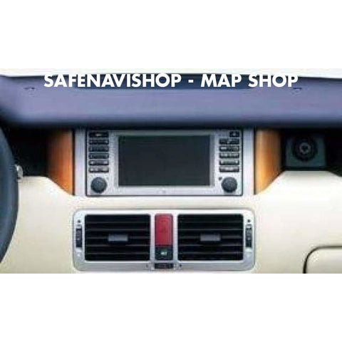 DVD Land Rover MK4 High Satnav Navigation Range Rover L322 Disc 2019