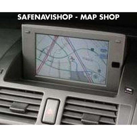 DVD Mazda SDAL Satnav disc navigation Map Europe Last Update