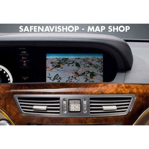 DVD Mercedes NTG3 V.19 navigation Europe 2019 A2168270800