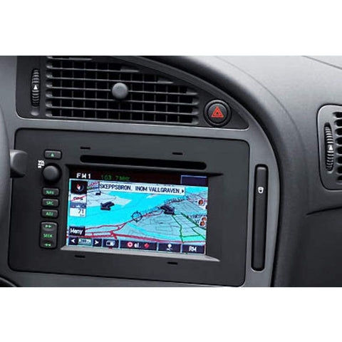 DVD Saab 95 navigation Map Europe disc update 2018