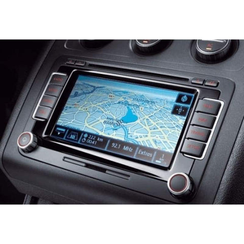DVD Volkswagen navigation map RNS510 RNS810 update 2018 V15