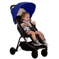 Mountain Buggy Nano Travel Stroller - Nautical - $19.95pw 26 Weeks