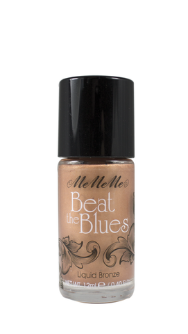 Beat the Blues Liquid Highlighter & Illuminator - Liquid Bronze
