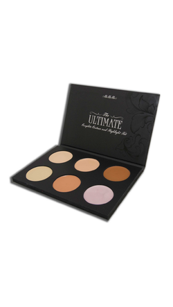 The Ultimate Complete Contour & Highlight Kit