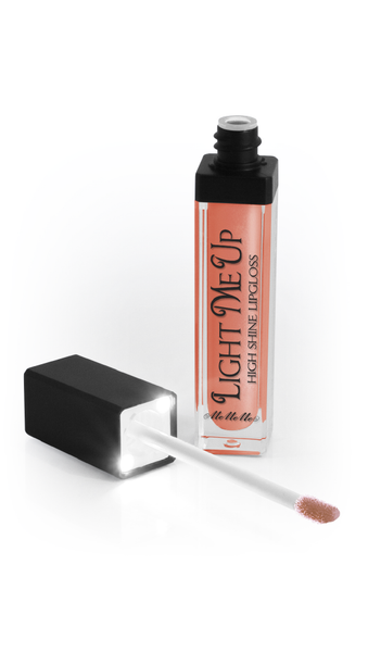 Light Me Up Lipgloss - Lustre